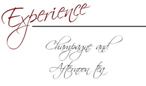 Champagne Afternoon Tea Experience Voucher